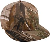 OC Sports Camo with CF2 Visor Cap