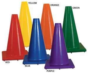 Champro Heavy Weight Collapsible Cones