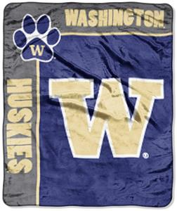 Northwest NCAA Washington Huskies Spirit Throws