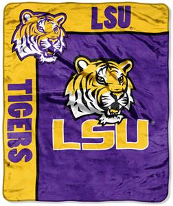 Northwest NCAA LSU Tigers Spirit Throws