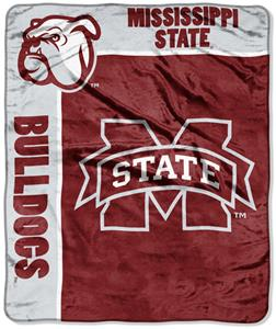 Northwest NCAA Mississippi Bulldogs Spirit Throws