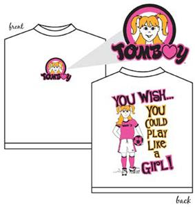 You Wish You Could Play Like a Girl - T-Shirts