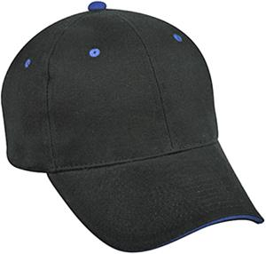 OC Sports Contrast Sandwich, Button, Eyelets Cap