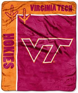 Northwest NCAA Virginia Tech Hokies Spirit Throws