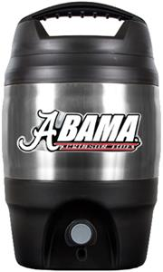 NCAA Alabama Crimson Tide Heavy Duty Tailgate Jug