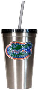 NCAA Florida Gators Stainless Steel 16oz Tumbler