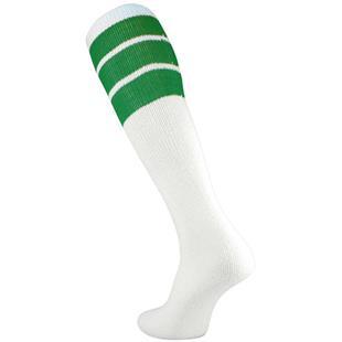 Twin City Cotton 3-Stripe Over the Calf Tube Socks