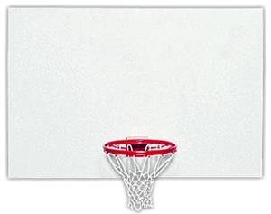 Steel Rectangular Basketball Backboard 850RB-BB