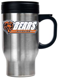 NFL Chicago Bears Stainless Steel Travel Mug