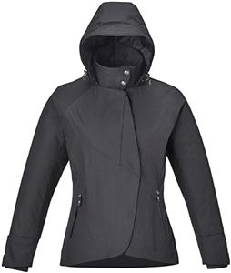 North End Sport Skyline Ladies City Twill Jacket