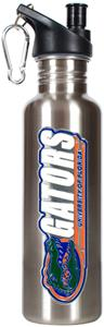 NCAA Florida Gators Stainless Steel Water Bottle