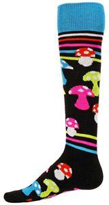 Red Lion Mushrooms Socks - Closeout