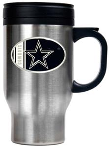 NFL Dallas Cowboys Stainless Steel Travel Mug