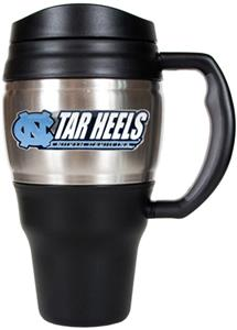 NCAA North Carolina Tar Heel Heavy Duty Travel Mug