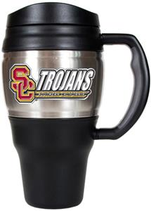 NCAA USC Trojans Heavy Duty Travel Mug