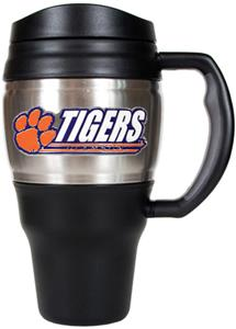 NCAA Clemson Tigers Heavy Duty Travel Mug
