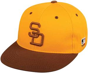 OC Sports MLB San Diego Padres Home Cap
