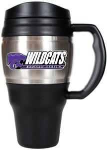 NCAA Kansas State Wildcats Heavy Duty Travel Mug