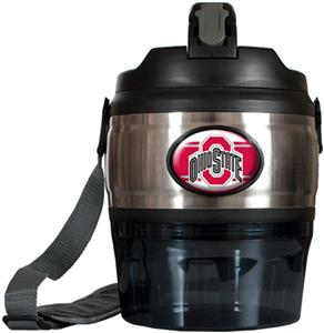 NCAA Ohio State Buckeyes Heavy Beverage & Grub Jug