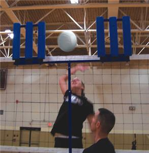 Volleyball Training Aid The Attacker Ta115 Volleyball