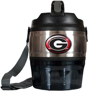 NCAA Georgia Bulldogs Heavy Beverage & Grub Jug