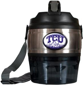 NCAA Texas Christian Heavy Beverage & Grub Jug