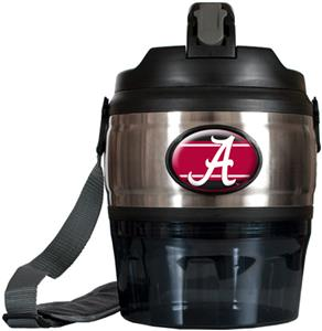 NCAA Alabama Heavy Beverage & Grub Jug