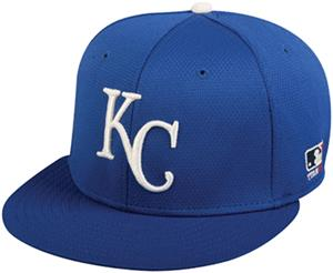 OC Sports MLB Kansas City Royals Mesh Home Cap