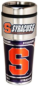 Syracuse Travel Tumbler Hi-Def Metallic Graphics