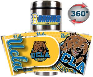 UCLA Bruins Travel Tumbler Hi-Def Metallic Graphic