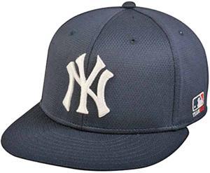 OC Sports MLB New York Yankees Mesh Home Cap