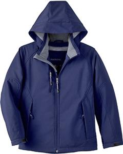 NorthEnd Glacier Youth Insulated Soft Shell Jacket