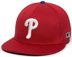 OC Sports MLB Philadelphia Phillies Mesh Home Cap