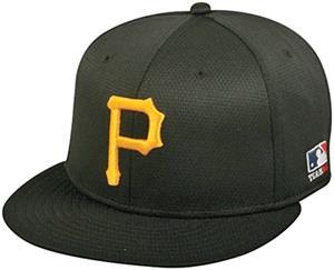 OC Sports MLB Pittsburgh Pirates Mesh Home Cap