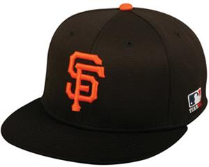 OC Sports MLB San Francisco Giants Mesh Home Cap