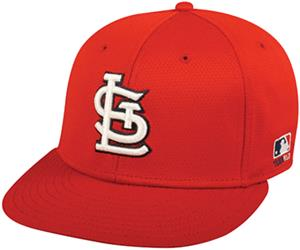 OC Sports MLB St. Louis Cardinals Mesh Home Cap