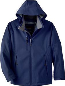 North End Glacier Mens Soft Shell Insulated Jacket
