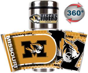 Missouri Travel Tumbler Hi-Def Metallic Graphics