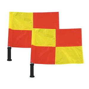 Champro Deluxe Linesman Soccer Flags (set of 2)