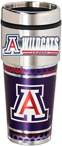 Arizona Travel Tumbler Hi-Def Metallic Graphics