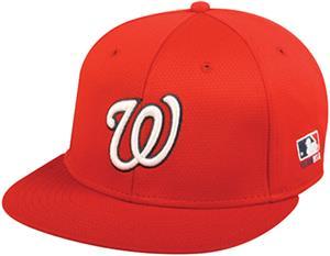 OC Sports MLB Washington Nationals Mesh Home Cap