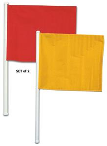 Champro Linesman Hand Held Soccer Flags