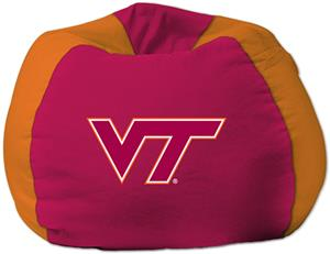 Northwest NCAA Virginia Tech Hokies Bean Bags
