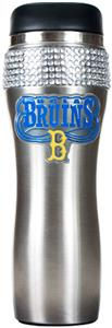 NCAA UCLA Stainless Steel Bling Travel Tumbler