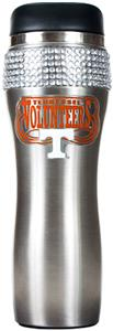 Tennessee Stainless Steel Bling Travel Tumbler