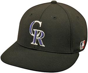 OC Sports MLB Colorado Rockies Replica Cap