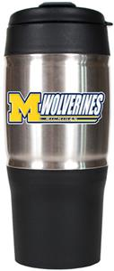 NCAA Michigan Wolverines Heavy Duty Travel Tumbler