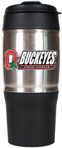 NCAA Ohio State Buckeyes Heavy Duty Travel Tumbler