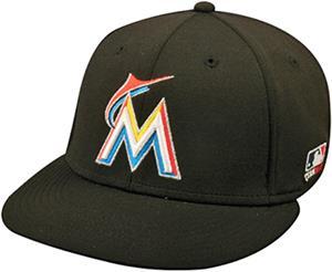 OC Sports MLB Miami Marlins Replica Cap