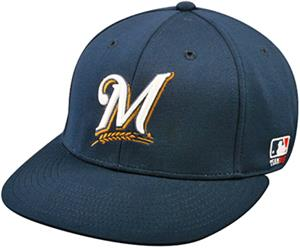 OC Sports MLB Milwaukee Brewers Replica Cap